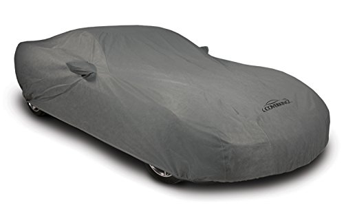 Coverking Custom Fit Car Cover for Select Saturn Sky Models - Coverbond 4 (Gray)