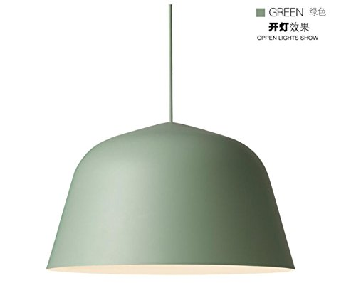 Concrete Copper Pendant Light
