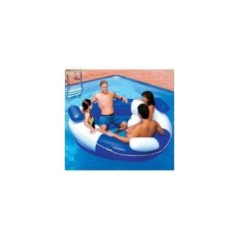 Swimline Sofa Island Lounger Pool Float