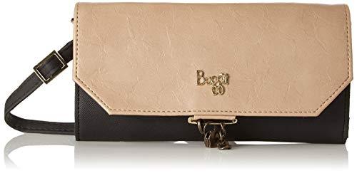Baggit Women #39;s Shoulder Bag  Beige   Unitsnits 1
