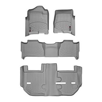 Amazon Com Husky Liners 3rd Seat Floor Liner Fits 11 14