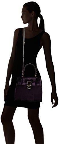 Morado Hombro dark L Y Loganberry Amy Bolsos pur k Shoppers Bennett Mujer De 0rP1zq0