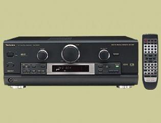 Technics SA-DX 950 receptor