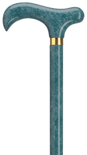 (Women's Color Matched Derby Cane Color: Sea Foam)