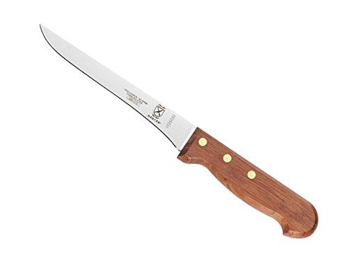 - Mercer Culinary Praxis Boning Knife with Rosewood Handle, 6 Inch, Wood