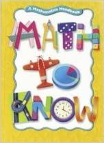 Descargar It Español Torrent Math To Know: A Mathematics Handbook Documentos PDF