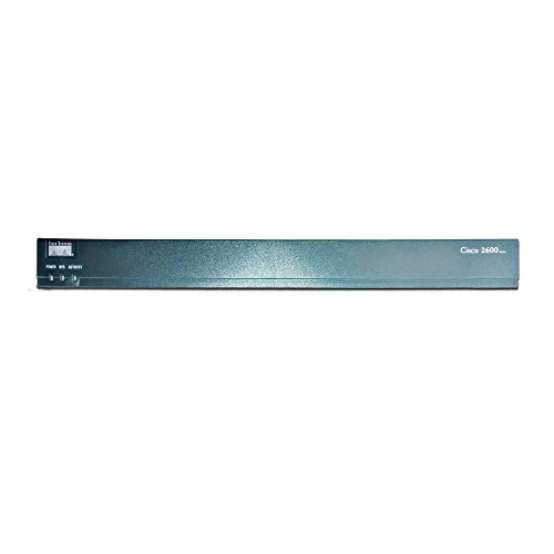 (Cisco Compatible 2600 Series Router Faceplate (ACS-2600-FACE) )