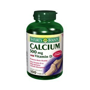 Calcium Coral Natures Bounty (NATURES BOUNTY CALCIUM 500MG + D 7087 300Tablets)