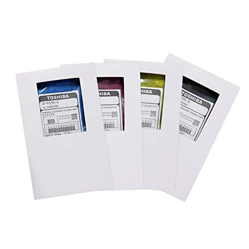 3pcs Developer Printer for Toshiba Copier Parts Developer D-FC30-C 6LJ70994200 for Toshiba Model 2051C/2551C/2050C/2550C