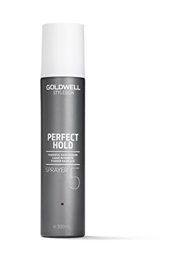 - Goldwell Style Sign 5 Texture Sprayer Hair Lacquer Spray for Unisex, 8.2 Ounce