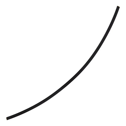 Panduit HSTTVA25-Y Thin Wall Heat Shrink Tubing, Black