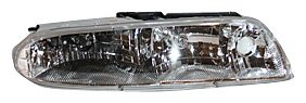 TYC 20-5177-00 Oldsmobile Passenger Side Headlight Assembly