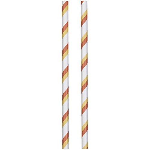 Wilton 1912-5913 Candy Corn Striped Lollipop Stick, (Wilton Halloween Lollipop Molds)