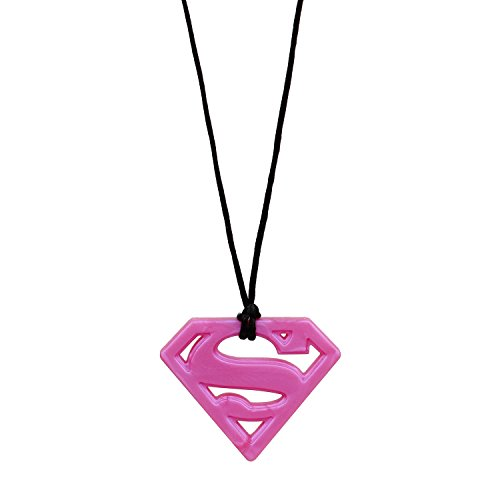 bumkins-dc-comics-silicone-teething-pendant-necklace-superman-rose-quartz