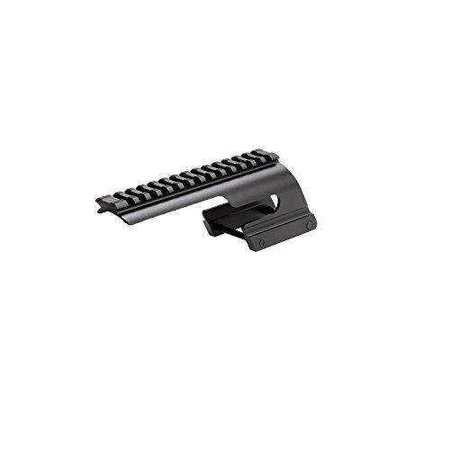 (Sun Optics USA Shotgun Rail Rem 870/1100/1187 Lh/Rh 12-Ga Saddle Scope Mount )