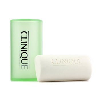 Facial Soap - Extra Mild ( With Dish ) - Clinique - Cleanser - 150g/5.2oz