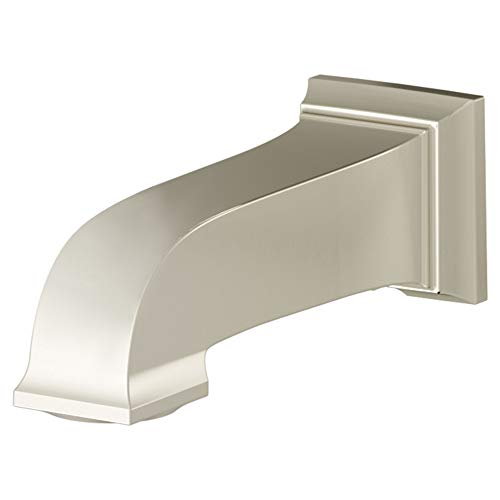 American Standard 8888110.013 Town Square S Slip-On Non-Diverter Tub Spout, Polished Nickel