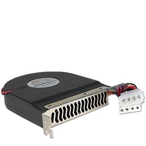 Amazon Com Adaptec Pci Slot Mounted Cooling Fan Acc 9100