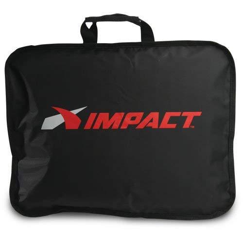 - Impact Racing 72100010 Fire Suit Tote Bag Black Nylon Impact Logo On Both Sides