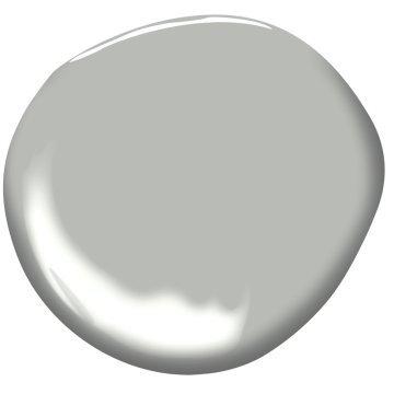 Benjamin Moore HC-169 Coventry Gray 4oz. Paint Sample