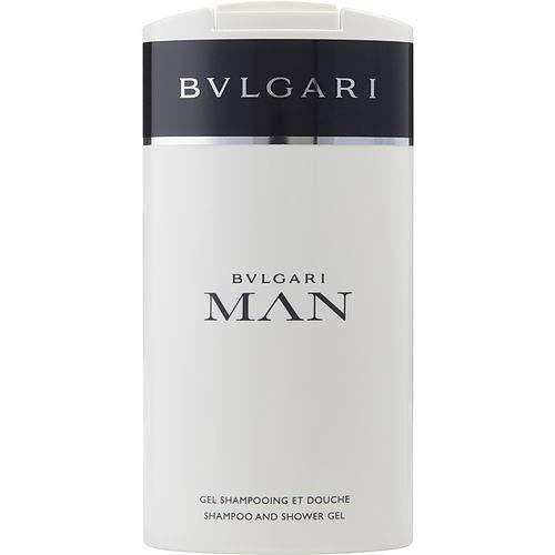 - Bvlgari Shampoo and Shower Gel, Man, 6.8 Ounce