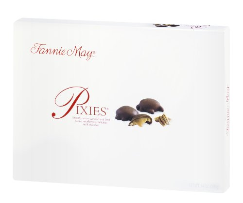 Fannie May Pixies Chocolate Candy (14 Oz. Box) ()