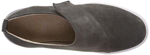 Gris Shoe Grey dark Cordones S Sin Zapatillas Lisa Mujer The 141 Bear Para pqH4zpr