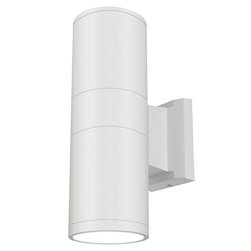 White Outdoor Lamps in US - 9