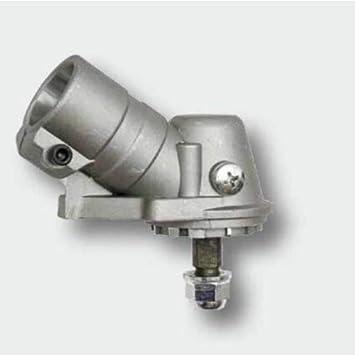 Cabezal de reenvío angular para desbrozadora compatible con Sthil Modelos: FS 500, FS 550: Amazon.es: Bricolaje y herramientas