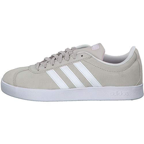 Chaussures aerorr Femme Adidas 000 Vl Court pertiz 2 De 0 Beige ftwbla Fitness fqRZ6FIq