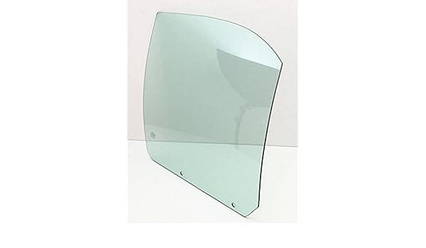NAGD Passenger//Right Side Front Door Window Glass Replacement for Pontiac Sunfire 2 Door Coupe 1995-2005