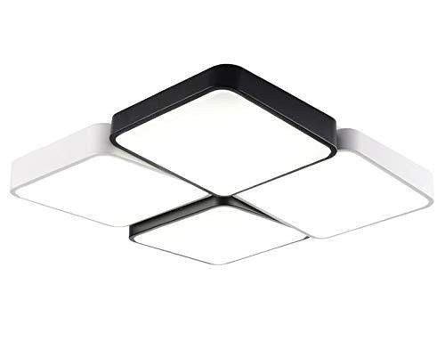 Plafoniere Quadrate Led : Pendente lampadari plafoniera luce plafoniere moderne del metallo