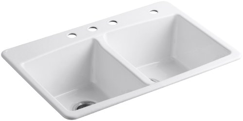 K 5846 4 0 Brookfield Top Mount Double Equal Kitchen