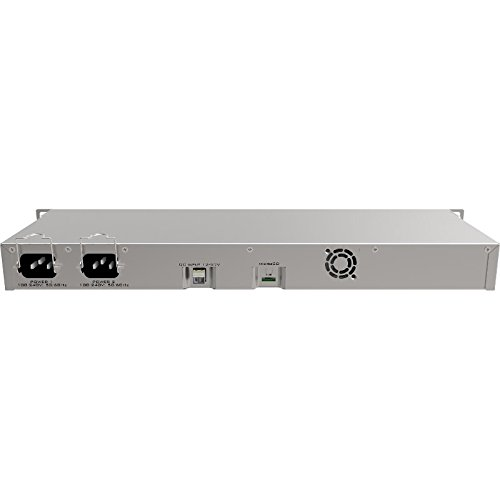 Mikrotik RouterBoard RB1100AHx4 13x Gigabit Ethernet ports Router maximum throughput of up to 7.5Gbit