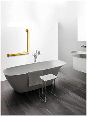 HJXSXHZ366 Ältere Patienten Hilfshandlauf Badezimmer Armlehne WC Dusche ältere Geländer Behinderte helfen rutschfeste barrierefreie Geländer Sicherheitshebel Geländer (Color : 1, Size : 40 * 60CM)