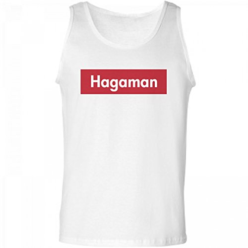 Hagaman Pride Supreme: Unisex Cotton Tank Top