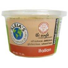 Aleias Breadcrumb Gf Italian (Brown Rice Bread Crumbs compare prices)