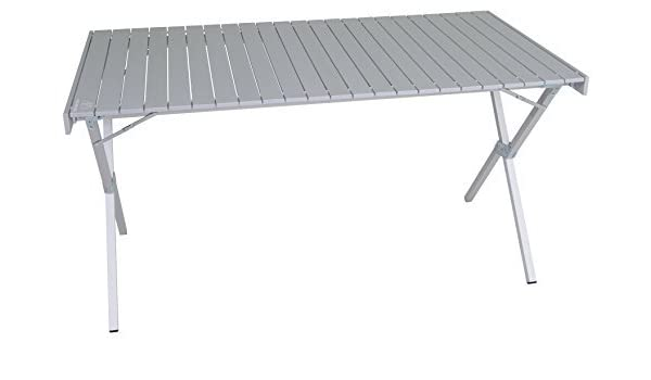 b40a3b4e7f ALPS Mountaineering 8351000 28 x 43 x 28-Inch Dining Table, Regular  (Silver) by ALPS Mountaineering, Tables - Amazon Canada