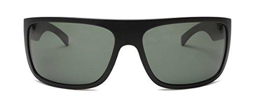 OTIS Eyewear El Camino : Matte Black/Grey Polarized Mens - Otis Glasses