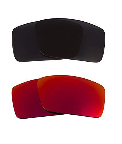 Best SEEK Replacement Lenses Oakley GASCAN S - Polarized Grey - Oakley Lenses Gascan Cheap