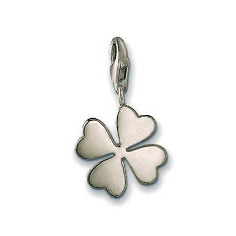Thomas Sabo Pendant Cloverleaf Clasp Style Charms (Sabo Jewellery Thomas)