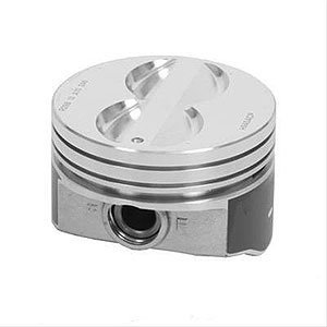 383 STROKER SBC CHEVY SPEED PRO Flattop PISTON 5.7 4.040 Bore Set Of 8 -  Sealed Power, H860CP40