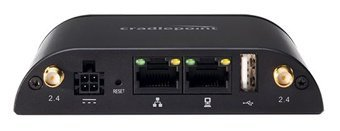 CradlePoint IBR650 M2M Integrated Broadband Router with Verizon Multi-Band Embedded Modem (no WiFi) ()