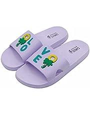 Carlos Unisex Kids Splash Slippers 30 Purple