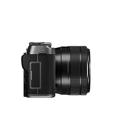 "Fujifilm X-A7 24.2 MP Mirrorless Camera with XC 15-45 mm Lens (APS-C Sensor, Large 3.5"" Vari-Angle Touchscreen, Face/Eye Auto Focus, 4K Video Vlogging, Blur Control, Film Simulations) - Dark Silver 7"