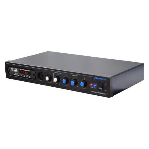 Amplificador Multiuso Oneal OM-2000EC, 60W - USB/SD / AUX/Bluetooth / R?dio FM
