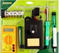 Kit de soldadura para estudiantes FP I/FP II