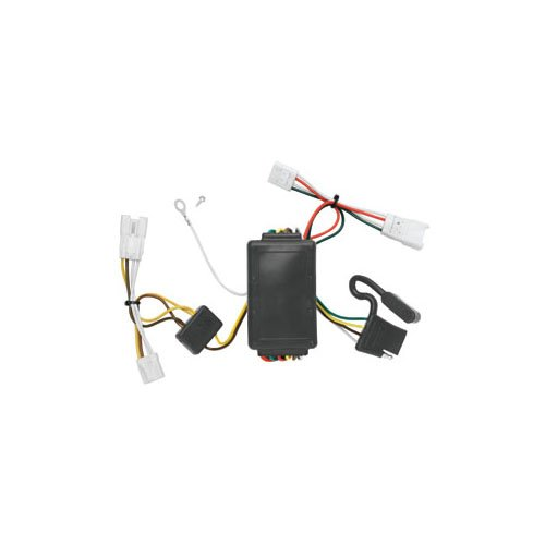 Vehicle Hitch Wiring For - Hyundai - Sonata - 2006-2014 - T-One Connector Assembly w/Circuit Protected Converter ()