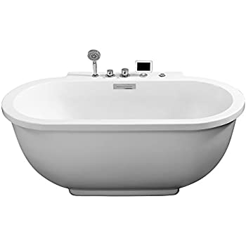Gentil ARIEL Platinum AM128JDCLZ Whirlpool Bathtub