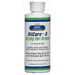 ARC Laboratories OtiCare-B Ear Drying Creme for Dogs and Cats (2-oz bottle)